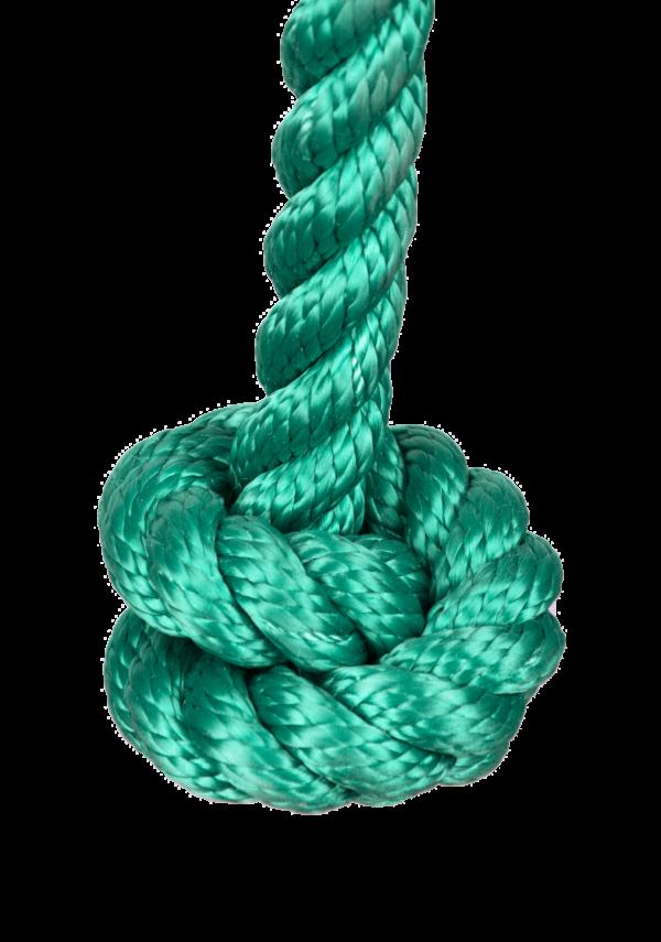 corda verde nodo