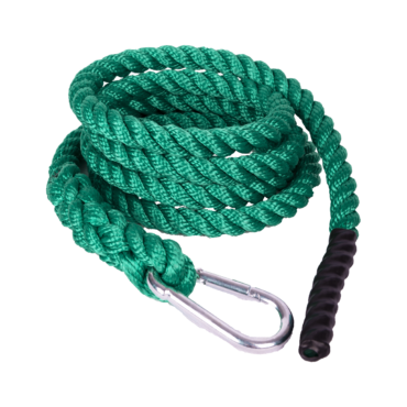 corda lunga moschettone